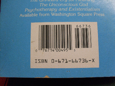 Unuseful bar code