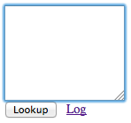 Example BookScoutPro search result screen shot