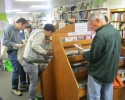 Perusing the Music CD section
