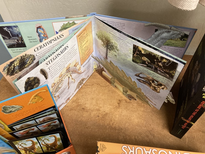 Picture of pop-up book